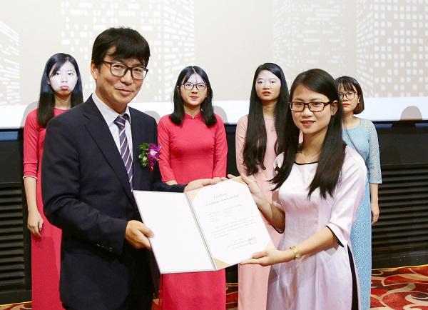Tìm hiểu về chính sách học bổng du học Hàn Quốc