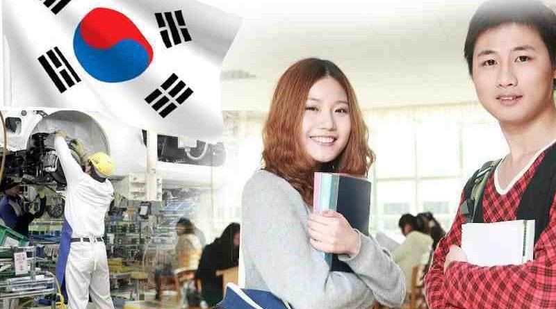 Du học nghề Hàn Quốc và những thông tin cần biết
