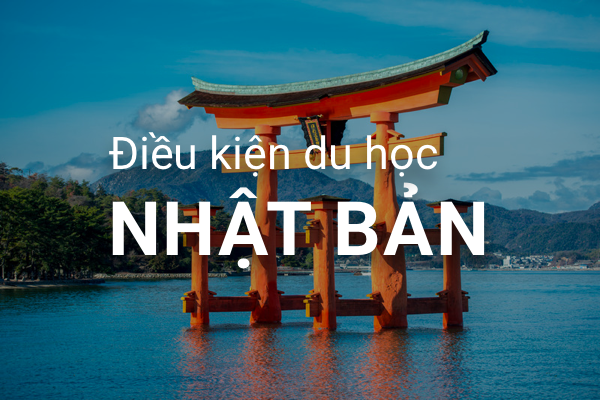 Thực tế đi du học Nhật Bản cần những yếu tố nào?