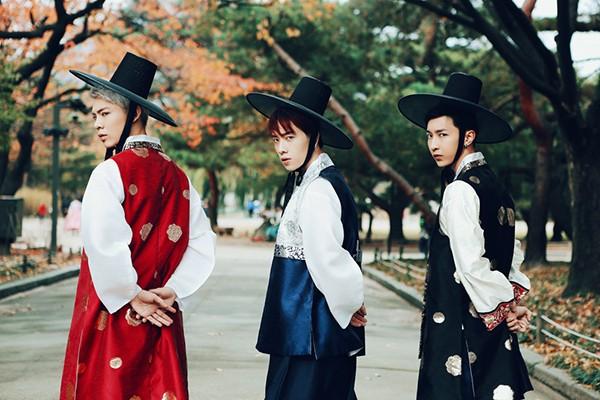 Trang phục Hàn Quốc