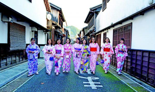 Một số thông tin cần biết về du học Nhật Bản ngành du lịch